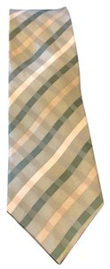 Izod Multicoloured 100% Silk Tie