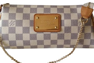 Louis Vuitton Damier azur Clutch