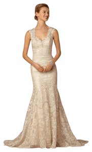 Bhldn Shea Gown Vintage Wedding Dress Wedding Dress