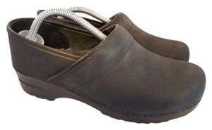 Dansko Woman Professional black Mules