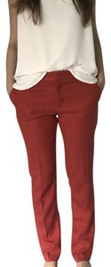 Rachel Roy Straight Pants Orange