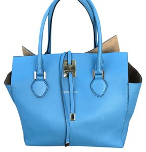 Michael Kors Collection Tote in Cornflower Blue