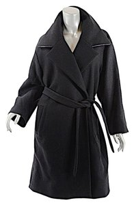 N°21 Felted Trench Coat
