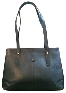 Bally Vintage Italy Tote in Black