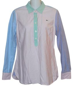 Vineyard Vines Button Down Shirt Multi Color