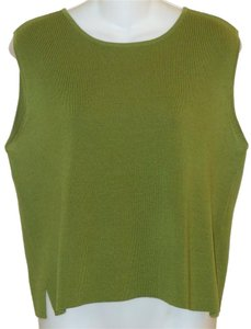 Eileen Fisher Top Green