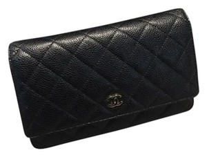 Chanel Woc Caviar Classic Cross Body Bag