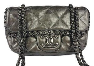 Chanel Mini Chain Me Around Cross Body Bag