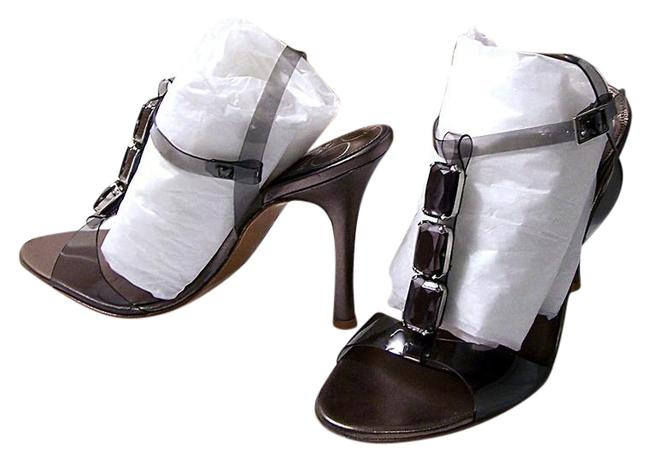 Charles David Smoke 20 Collection Sandals Size US 7.5 Regular (M, B) Charles David Smoke 20 Collection Sandals Size US 7.5 Regular (M, B) Image 1