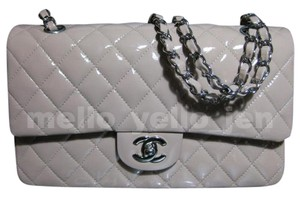 Chanel Classic Patent Leather Shoulder Bag