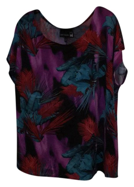 Preload https://item2.tradesy.com/images/antthony-mark-hankins-purple-red-teal-black-style-12073-loth-0481-rn126400-blouse-size-28-plus-3x-21257136-0-1.jpg?width=400&height=650