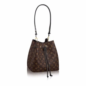 Louis Vuitton Neonoe Macassar Monogram New Shoulder Bag