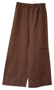 Soft Surroundings Relaxed Pants Brown