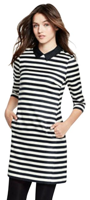 Preload https://item5.tradesy.com/images/lands-end-gray-white-removable-collar-mid-length-workoffice-dress-size-6-s-21257349-0-2.jpg?width=400&height=650