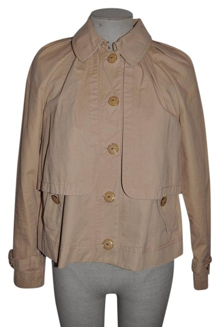 Preload https://item2.tradesy.com/images/juicy-couture-golden-caramel-beige-excursion-cropped-trench-coat-size-8-m-21257476-0-1.jpg?width=400&height=650