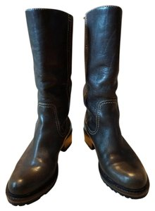Frye Campus Millie Campus Campus Riding brown Boots