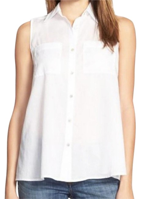 Preload https://img-static.tradesy.com/item/21257493/eileen-fisher-white-classic-collar-cotton-shirt-button-down-top-size-10-m-0-11-650-650.jpg