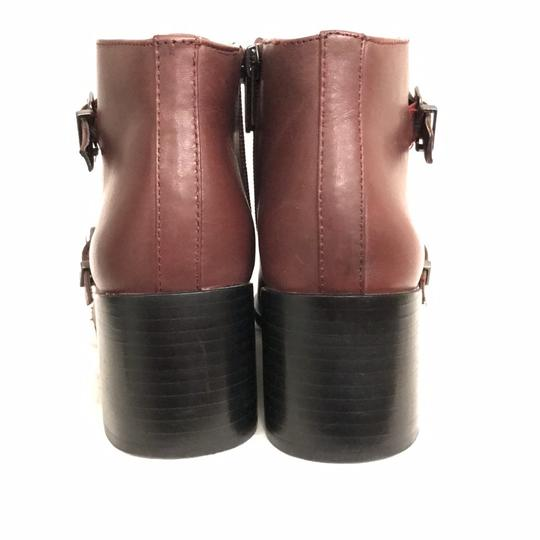 Circus by Sam Edelman Couture Leather Fur New/Nwot Brown Boots
