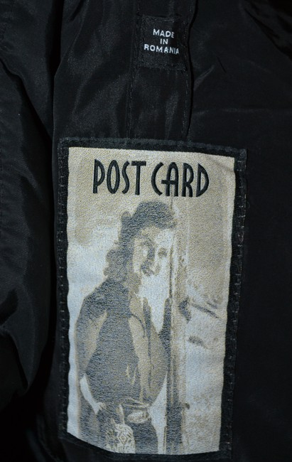 Post Card Goose Quilted Duck Vest