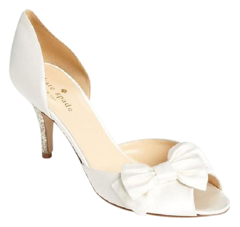 42990e88f94e Kate Spade Ivory Shalyn Pumps Size US 9 Regular (M