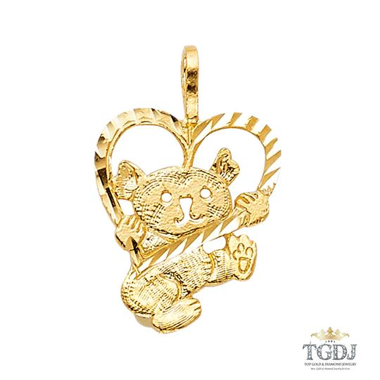 Preload https://item3.tradesy.com/images/yellow-gold-baby-bear-with-heart-14k-lighthouse-pendant-charm-21257782-0-0.jpg?width=440&height=440