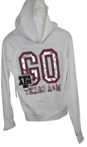 Victoria's Secret Cotton Blend TEXAS ATM GO TEXAS Hoodie