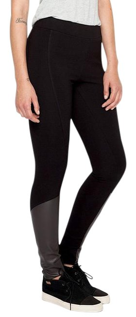 Preload https://item4.tradesy.com/images/johnny-was-black-vegan-leather-leggings-stretchy-moto-jeggings-skinny-pants-size-6-s-28-21257843-0-4.jpg?width=400&height=650