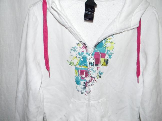 The North Face Cotton Blend Floral Graphic Decor Hoodie