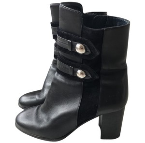 Isabel Marant Ankle Leather Luxury Black Boots