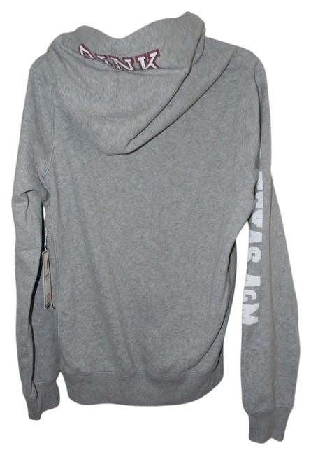 Preload https://img-static.tradesy.com/item/21257927/victoria-s-secret-grey-cotton-blend-go-texas-a-and-m-graphic-decor-activewear-hoodie-size-12-l-32-33-0-1-650-650.jpg
