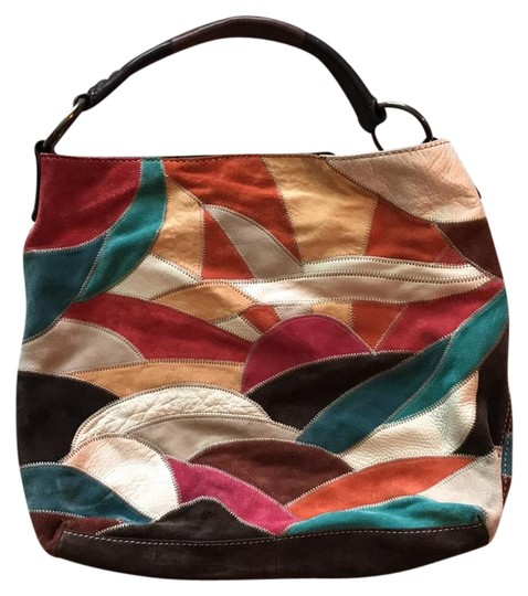 Preload https://item3.tradesy.com/images/lucky-brand-colorful-multicolor-leather-and-suede-leather-hobo-bag-21257932-0-1.jpg?width=440&height=440