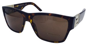 Versace Versace Gold and Tortoise Square Sunglasses MOD.4296 108/73 59