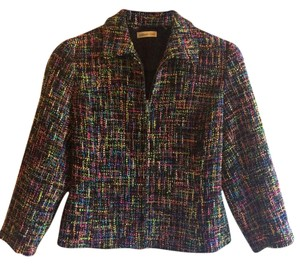 Coldwater Creek Colored Classic multi Jacket