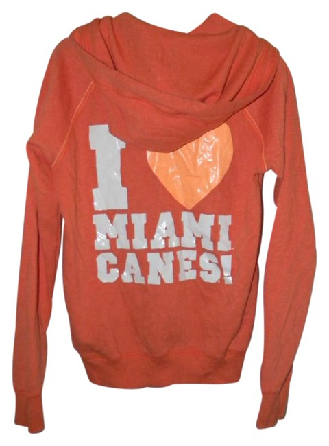 Preload https://item1.tradesy.com/images/victoria-s-secret-orange-cotton-blend-miami-canes-activewear-hoodie-size-10-m-31-21258075-0-1.jpg?width=400&height=650
