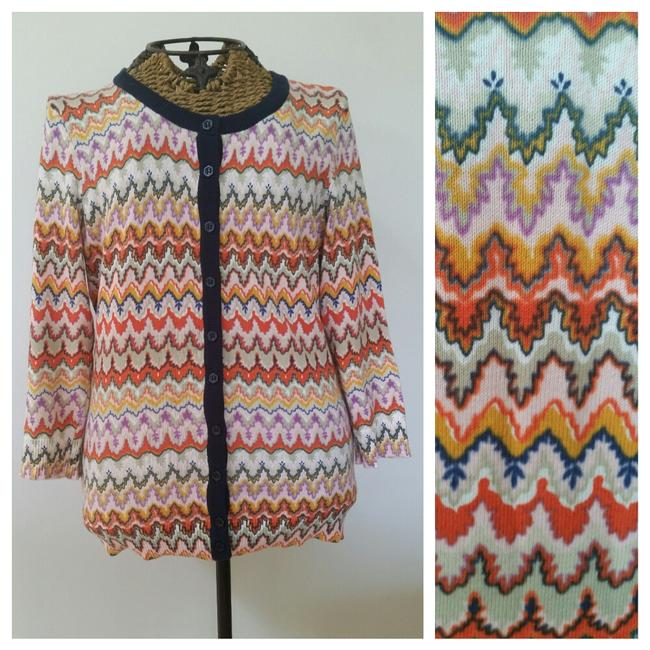 Preload https://item2.tradesy.com/images/anthropologie-tabitha-frequencies-chevron-cardigan-sweaterpullover-size-6-s-21258081-0-2.jpg?width=400&height=650