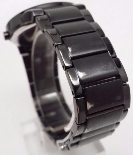 Citizen Axiom Eco Drive Black Ion-plated Mens Watch AU1065-58 Fits 7.2