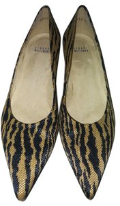 Stuart Weitzman Animal Print Pumps