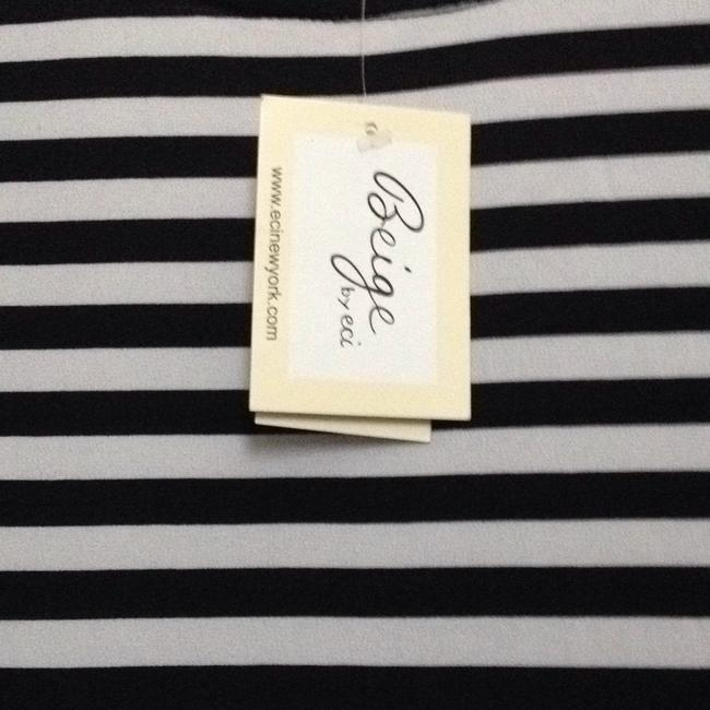 Black and white striped Maxi Dress by Beige by ECI
