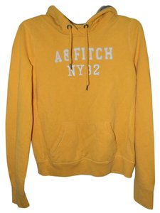 Abercrombie & Fitch Cotton Blend Rainbow Rhinestones PEACE Sign Hoodie