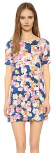Yumi Kim short dress Floral Summer Spring Shift Print on Tradesy