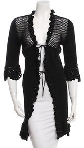 Chanel Crochet 3/4 Sleeves Cardigan