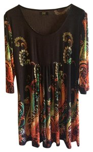 R & B Collection Paisley Tunic