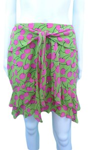 Nanette Lepore Skirt Green