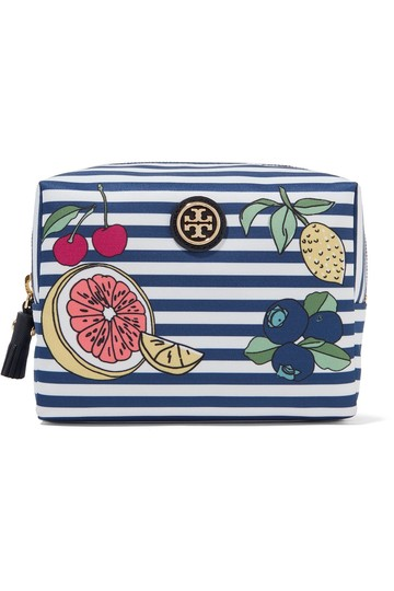 Preload https://item2.tradesy.com/images/tory-burch-multicolor-brigitte-leather-trimmed-printed-shell-case-cosmetic-bag-21258531-0-0.jpg?width=440&height=440