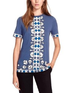 Tory Burch T Shirt Blue