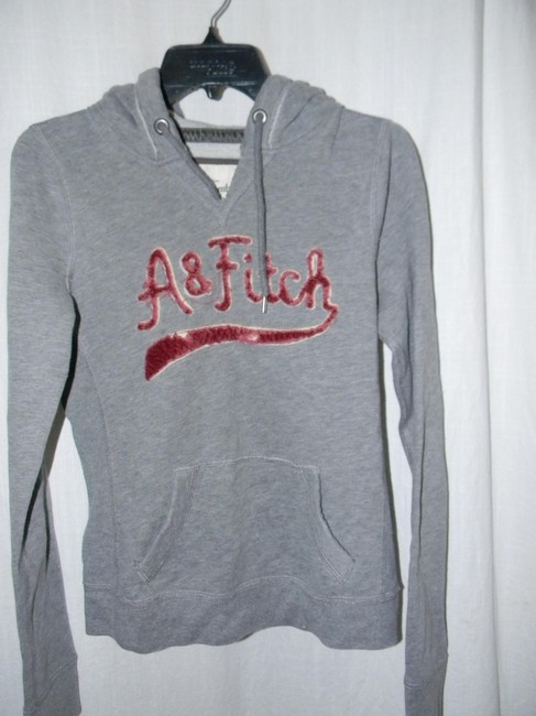 Preload https://item1.tradesy.com/images/abercrombie-and-fitch-grey-kangaroo-pockets-activewear-hoodie-size-8-m-29-30-21258610-0-1.jpg?width=400&height=650