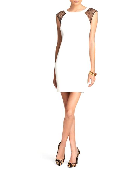 Preload https://img-static.tradesy.com/item/21258653/trina-turk-white-black-nettle-shift-short-cocktail-dress-size-6-s-0-0-650-650.jpg