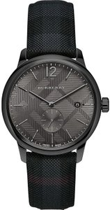 Burberry Burberry Men's The Classic Round Watch BU10010