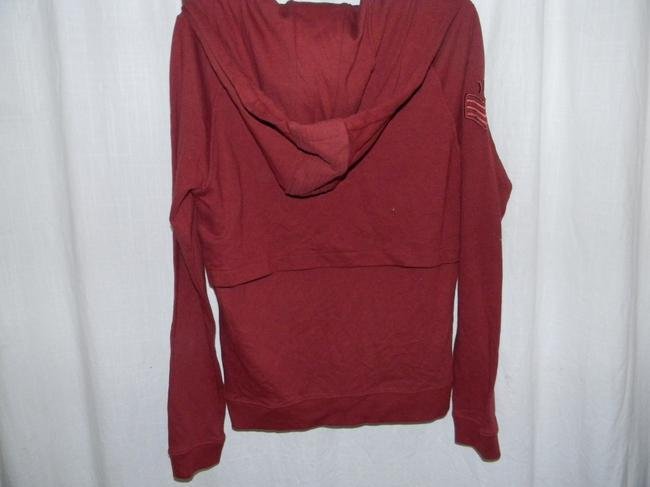 Preload https://item5.tradesy.com/images/hurley-rust-layered-back-zipperd-front-oversized-activewear-hoodie-size-10-m-31-21258679-0-0.jpg?width=400&height=650