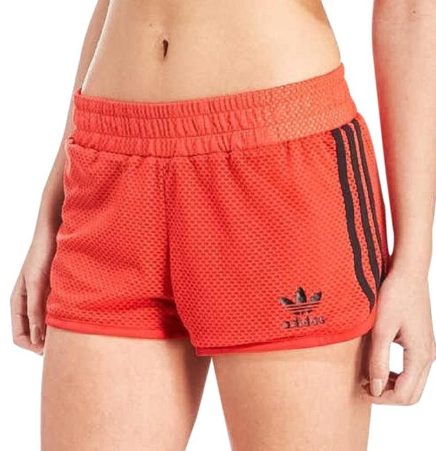 Preload https://item4.tradesy.com/images/adidas-lush-red-orange-black-mesh-track-athletic-shorts-size-2-xs-26-21258688-0-1.jpg?width=400&height=650
